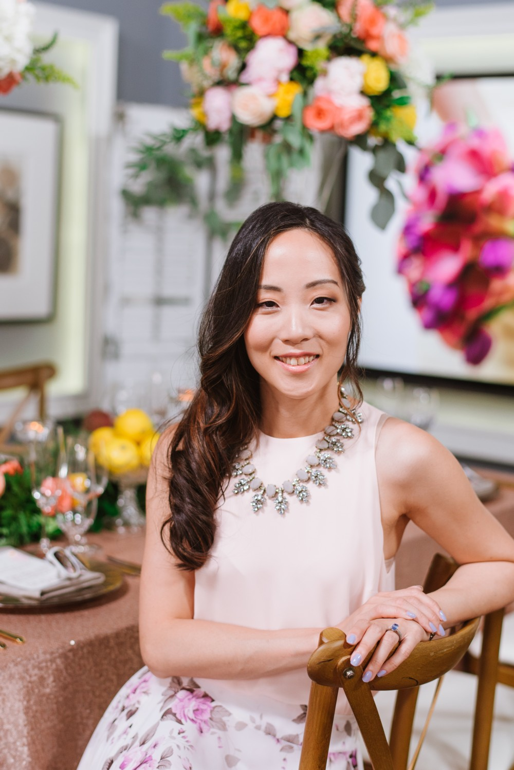 Rebecca Chan featured on Cityline's wedding special