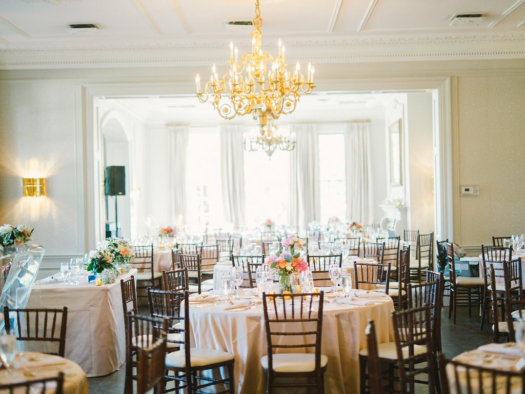 Elegant Graydon Hall Manor wedding