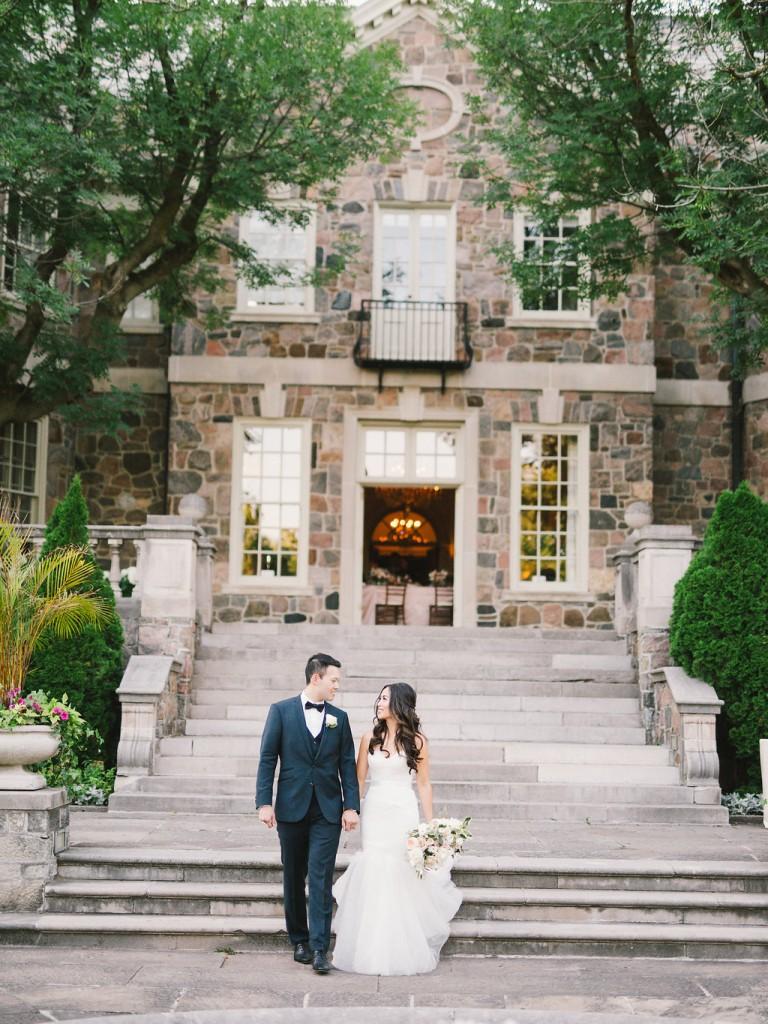Elegant Graydon Hall Manor wedding