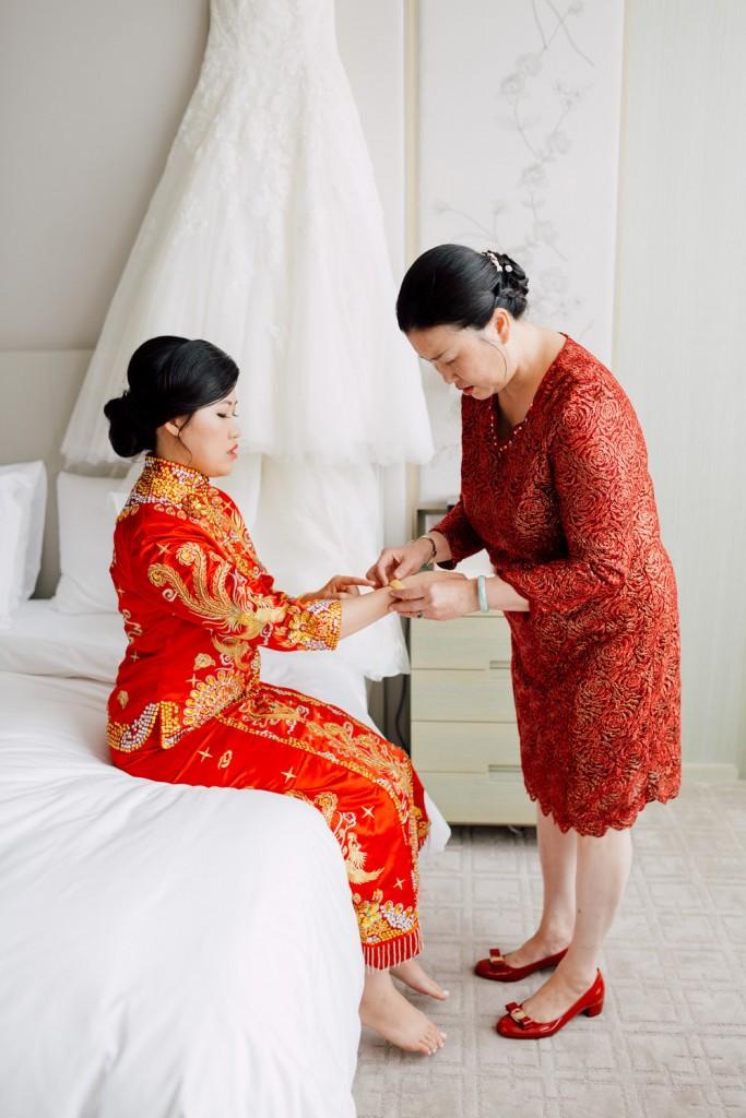 Modern Chinese Wedding at the Four Seasons Hotel Toronto
