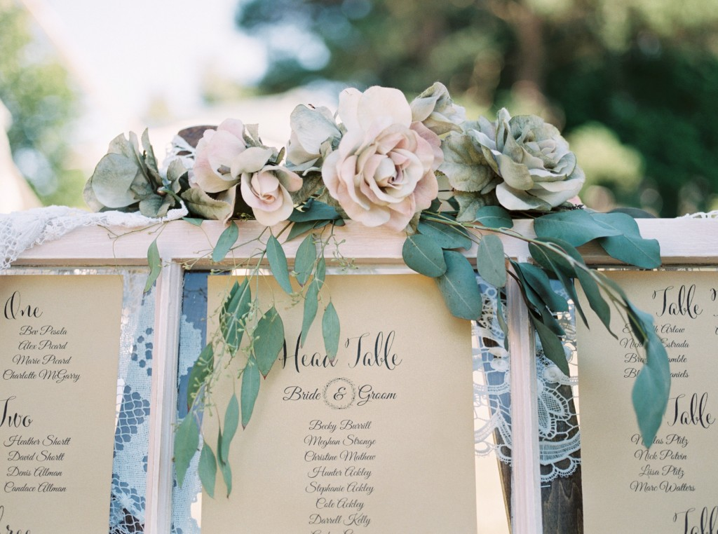 Rustic Outdoors Tented Wedding