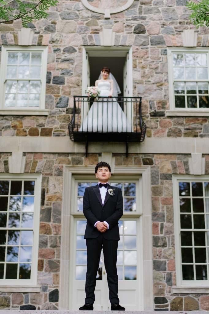 Graydon Hall Manor wedding photo