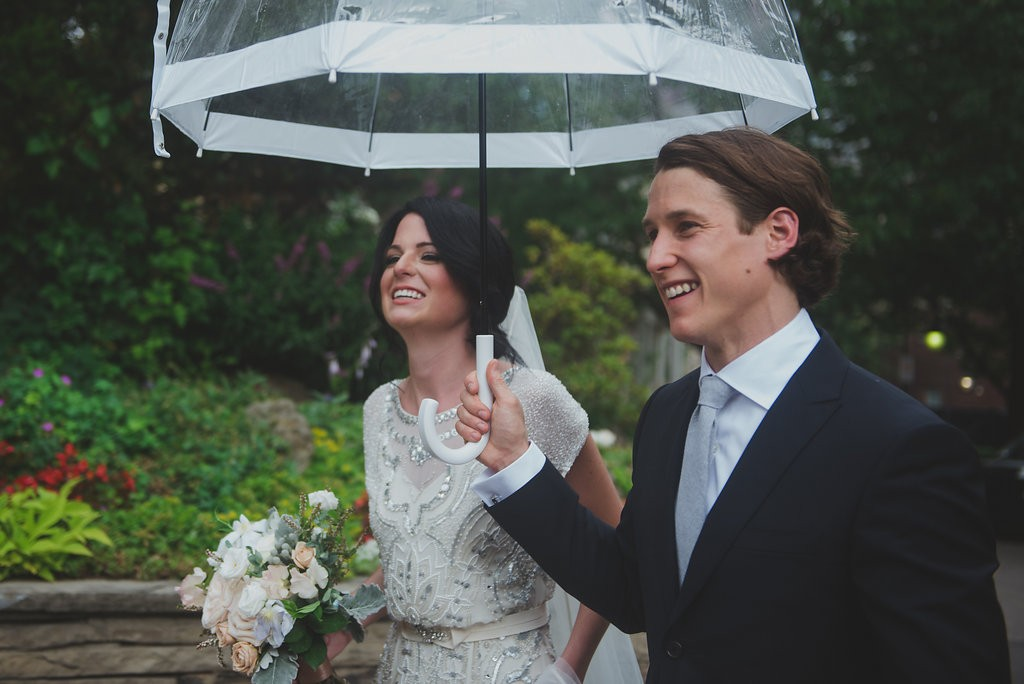 Tips for rainy weddings with Rebecca Chan Weddings and Events
