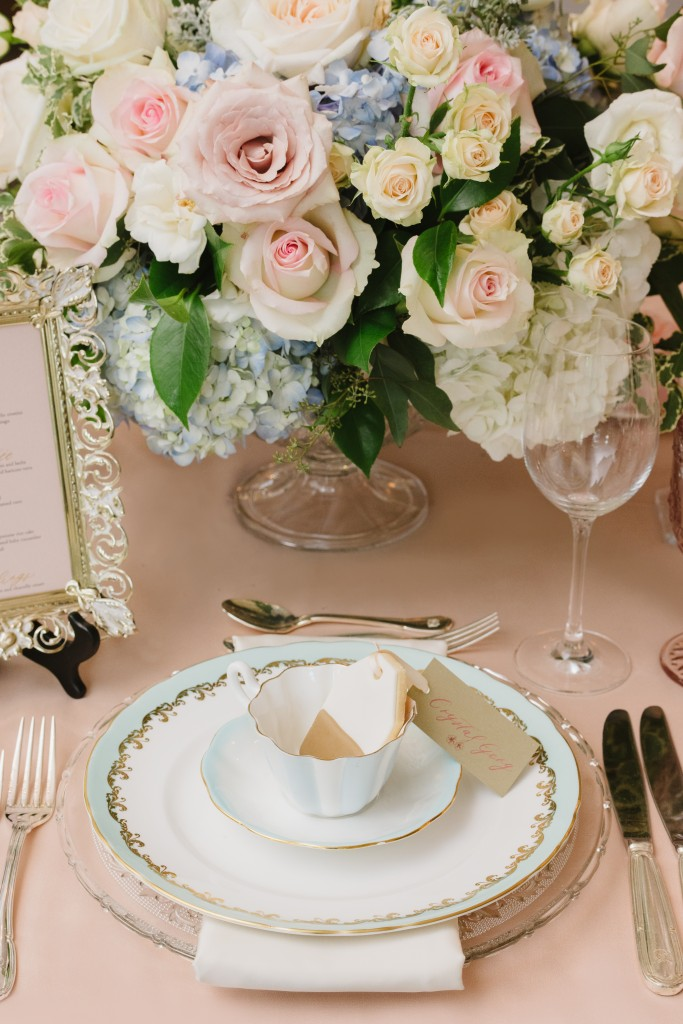 Afternoon Tea Inspired Wedding at Graydon Hall Manor