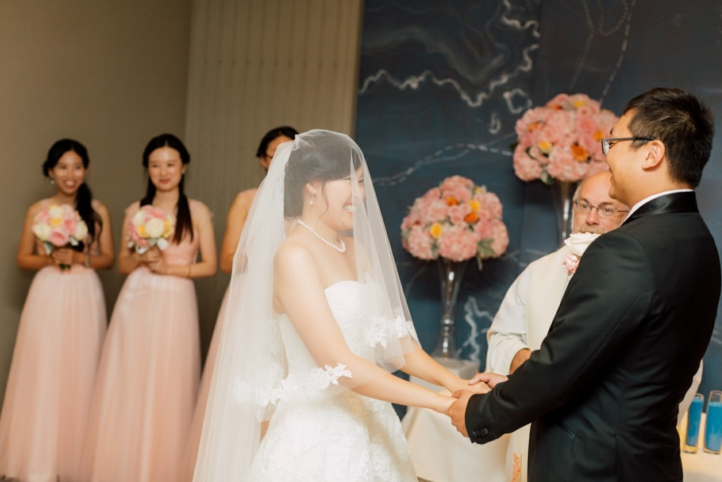 Modern Chinese Wedding at Four Seasons Hotel Toronto