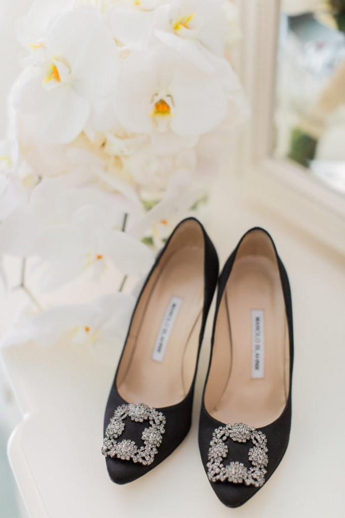 Elegant Shangri-La Hotel Wedding