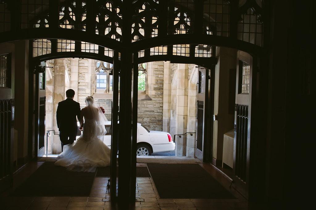 Modern Chinese wedding at Timothy Eaton Church and Ritz-Carlton Toronto