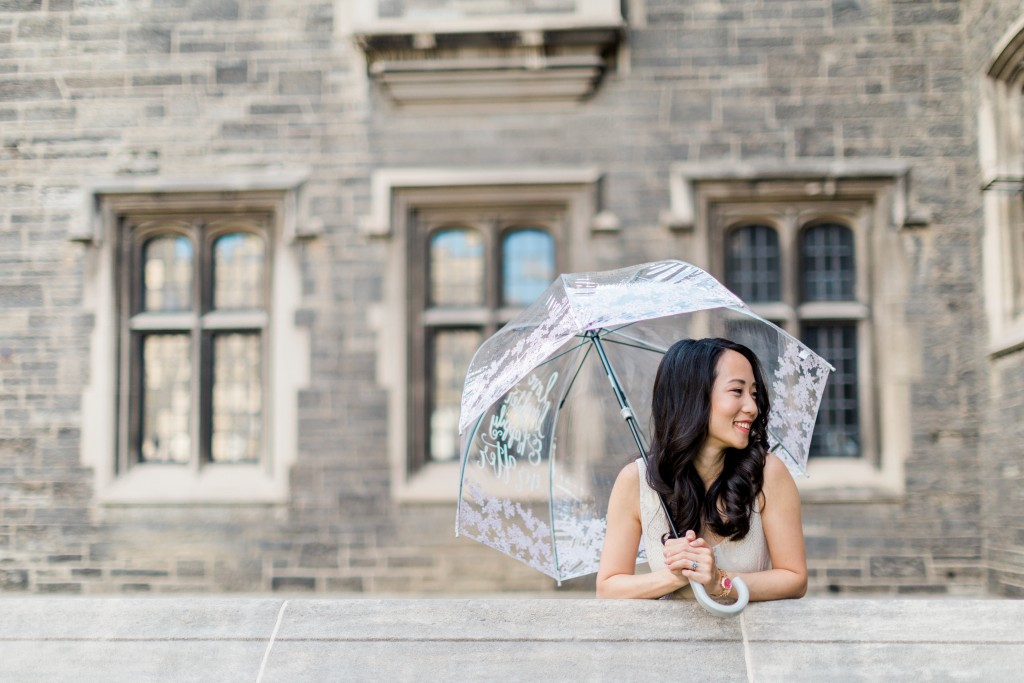 Rebecca Chan x White Umbrella Co brand ambassador