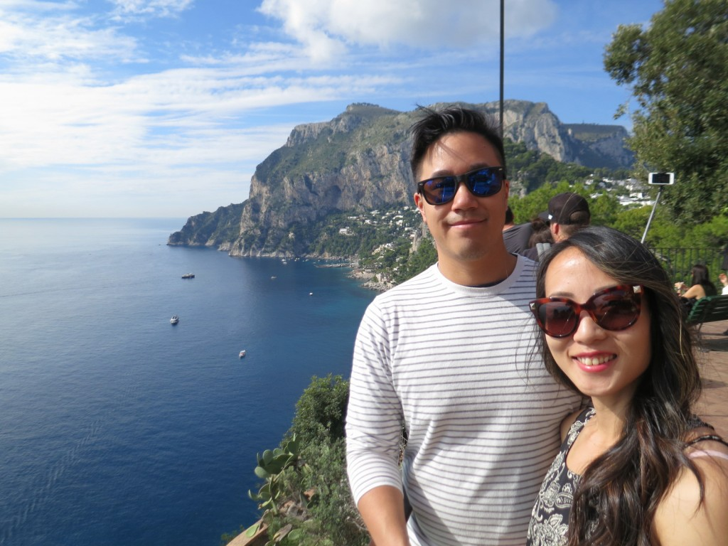 Romantic Amalfi Coast Honeymoon Ideas - Day trip to Capri. Photo: Joee Wong Photography, As seen on www.rebeccachan.ca
