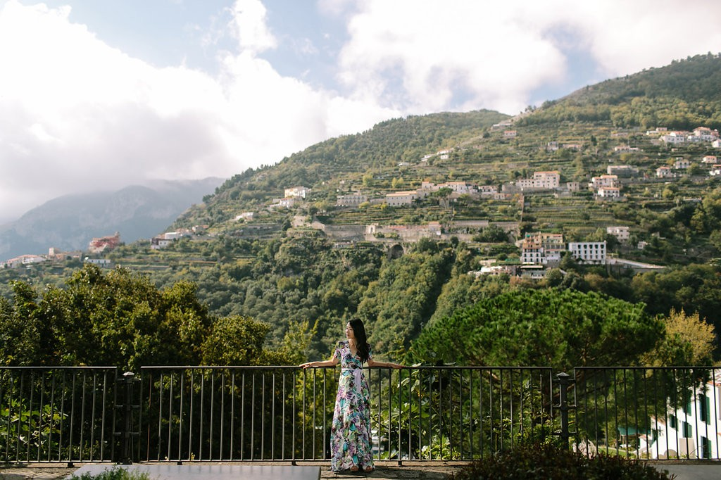 Romantic Amalfi Coast Honeymoon Ideas - Explore Positano. Photo: Joee Wong Photography, As seen on www.rebeccachan.ca
