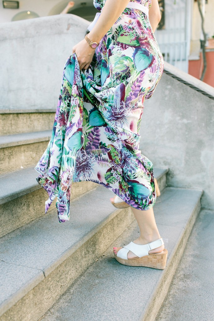 Amalfi Coast Honeymoon Ideas - What we wear. Photo: Joee Wong Photography, As seen on www.rebeccachan.ca