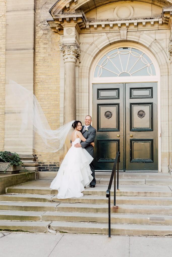 Romantic Chinese Wedding Photos - Unionville Main Street