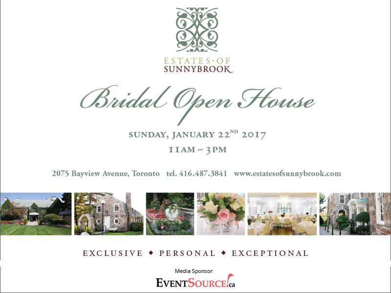 Meet Rebecca Chan at the Estates of Sunnybrook Open House January 22 2017