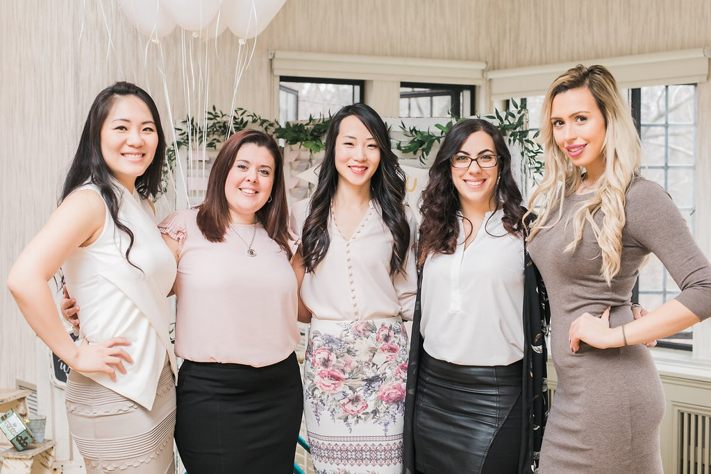 Rebecca Chan Weddings & Events team - Toronto wedding planners