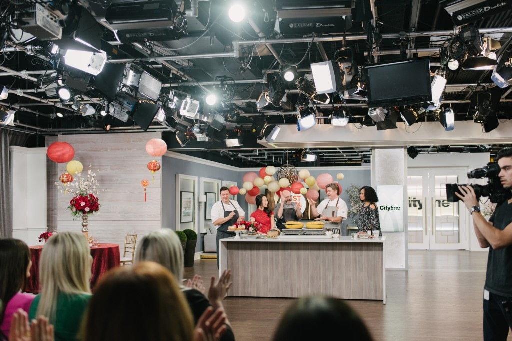 Cityline - Modern Chinese New Year entertaining ideas with event planner Rebecca Chan