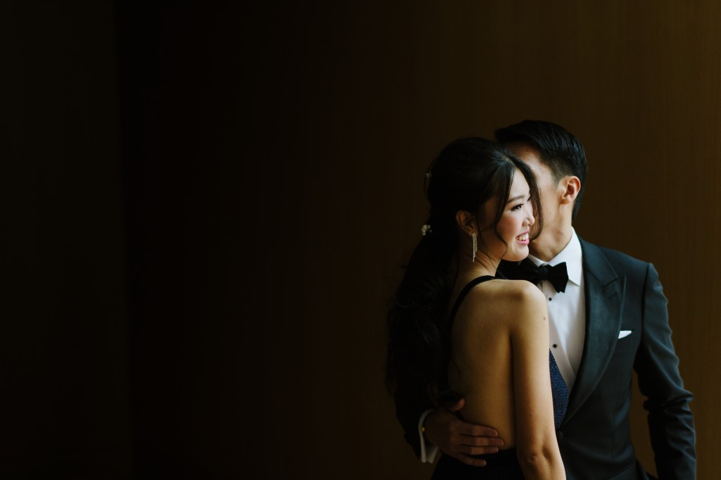 Modern Shangri-La Hotel Toronto Wedding photo