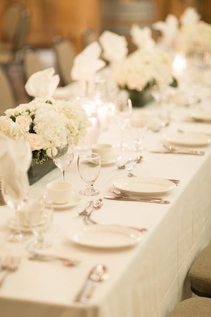 Elegant winter wedding at Holland Marsh Winery