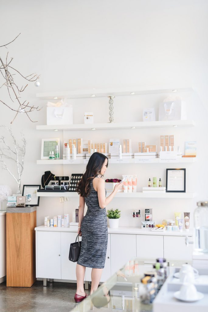 Bridesmaid Spa Day ideas in Toronto at Cures Studio, Photo by Jessilynn Wong Photography