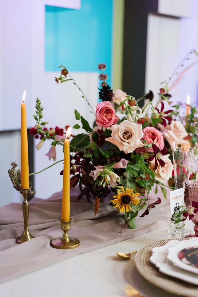 Fall Wedding Trends with Wedding Planner Rebecca Chan on Breakfast Television