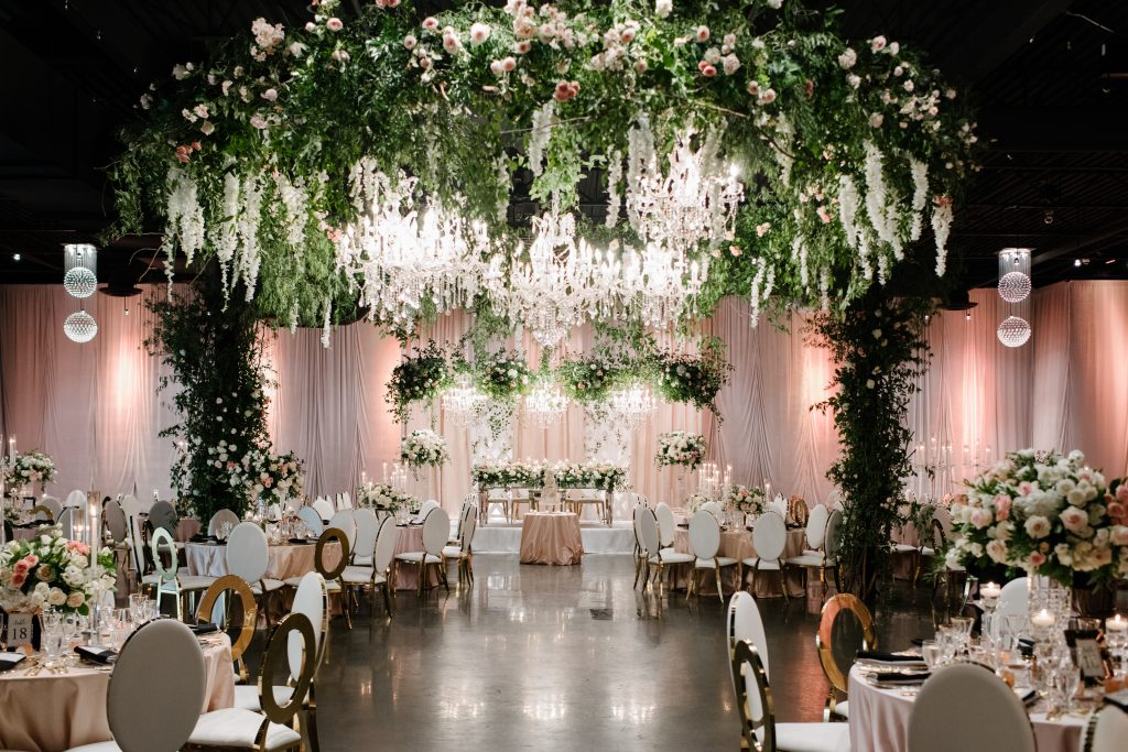 Luxurious Enchanted Garden Wedding at York Mills Gallery, with Rebecca Chan Weddings and Events www.rebeccachan.ca