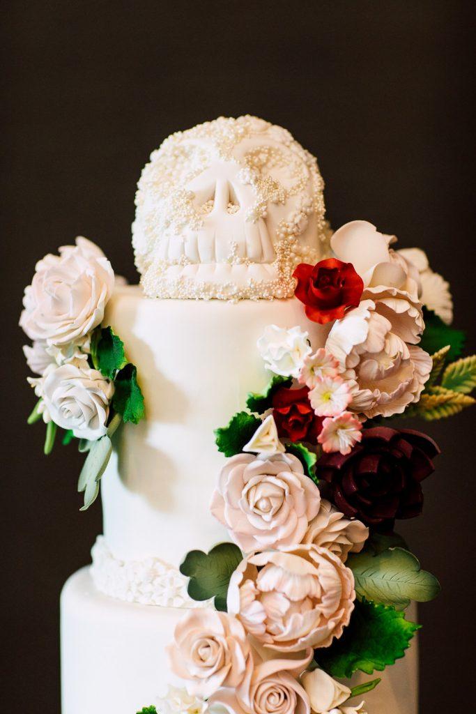 Merlot, Blush and Champagne Alexander McQueen Inspired Wedding
