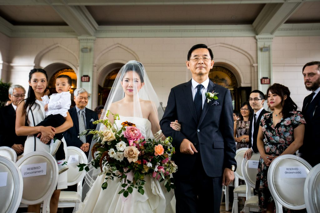 Quirky and Organic Chinese Casa Loma and Evergreen Brickworks Wedding