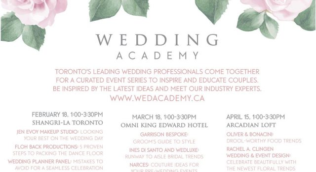 Wedding Academy 2018