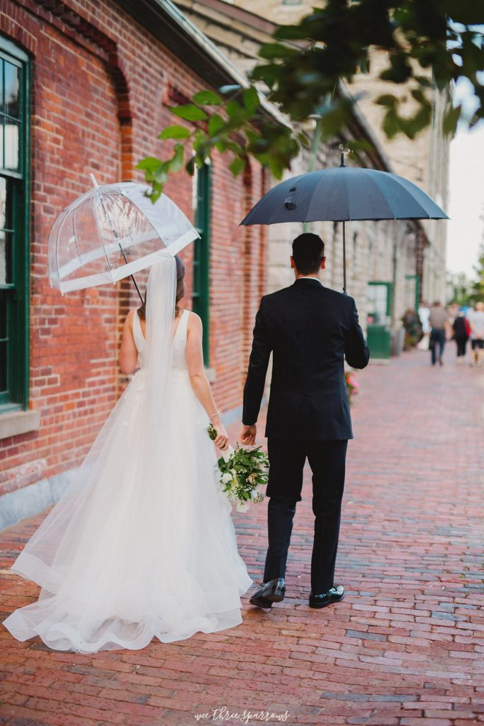 Rustic and romantic Fermenting Cellar Wedding