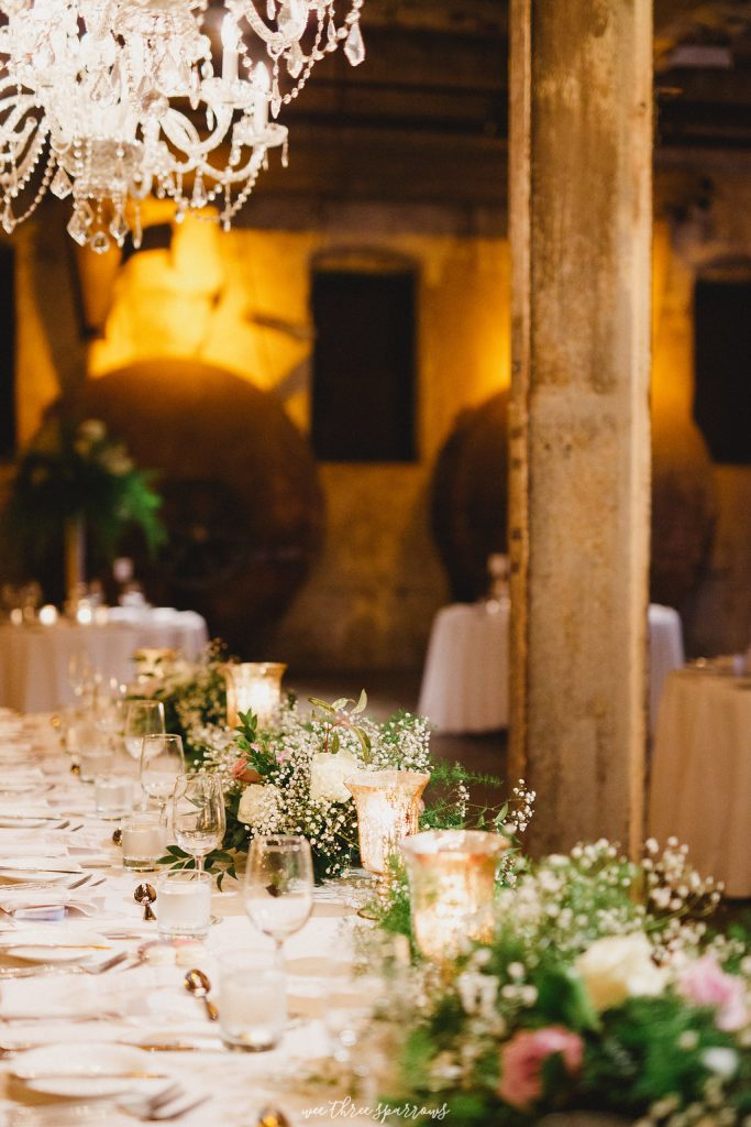 Rustic and romantic Fermenting Cellar Wedding