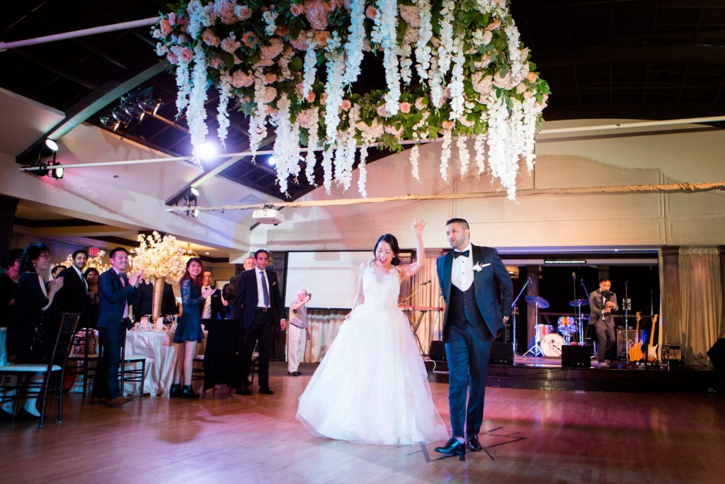 Romantic Wedding at Palais Royale