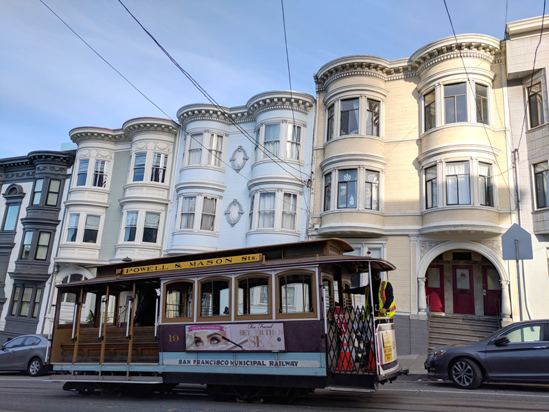 San Francisco urban getaway ideas