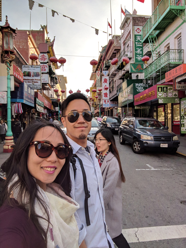 San Francisco urban getaway ideas - Visit Chinatown