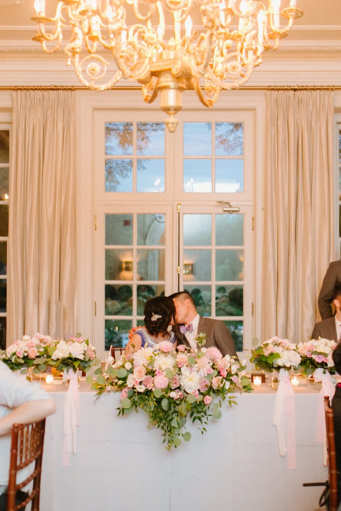 Elegant Blush Wedding at Graydon Hall Manor