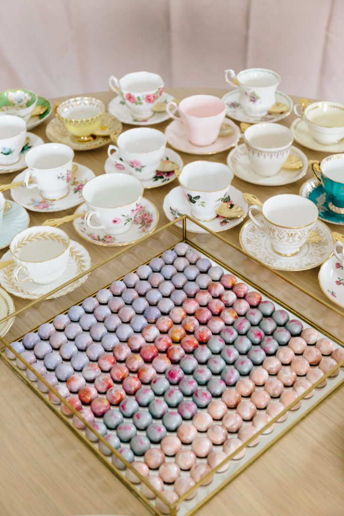 Rebecca Chan Workshop 2018 - Coffee break with Berkeley Events, Monde du Chocolat and Plate Occasions