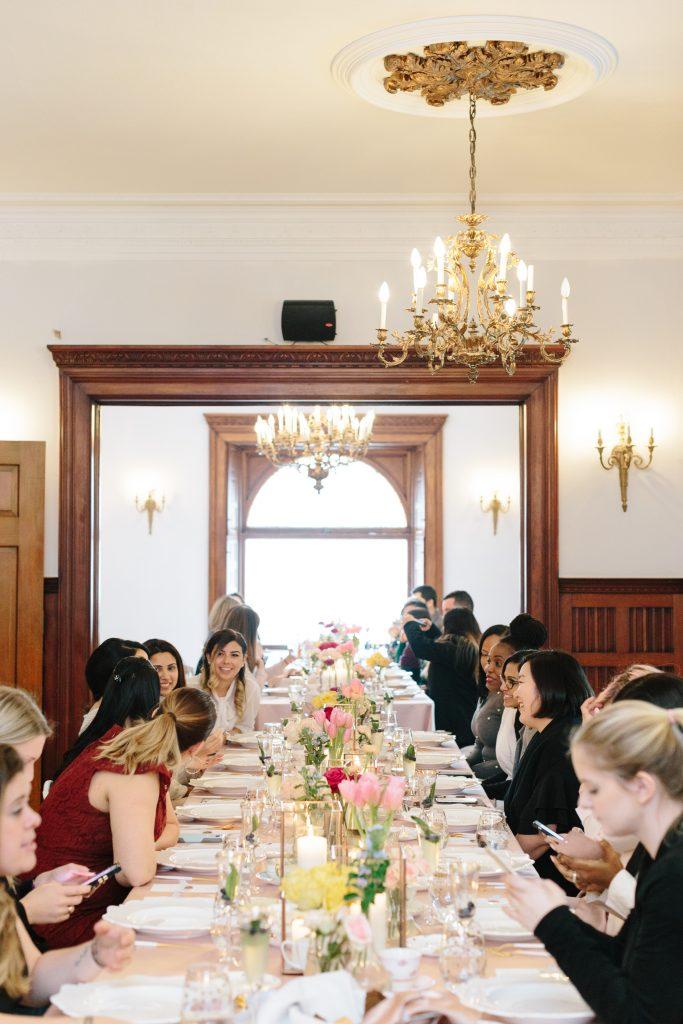 Rebecca Chan Workshop 2018 - Modern Spring-Inspired Lunch