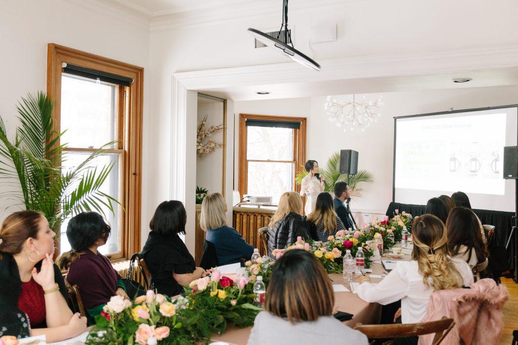 Rebecca Chan Workshop 2018