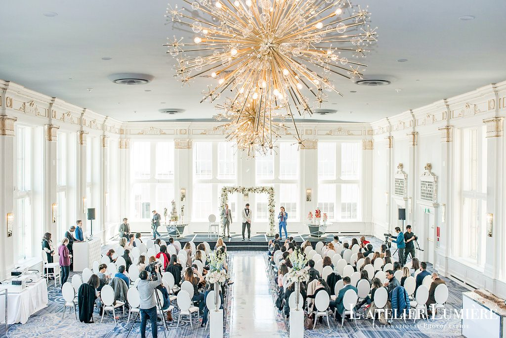 Wedding Academy at the Omni King Edward Hotel