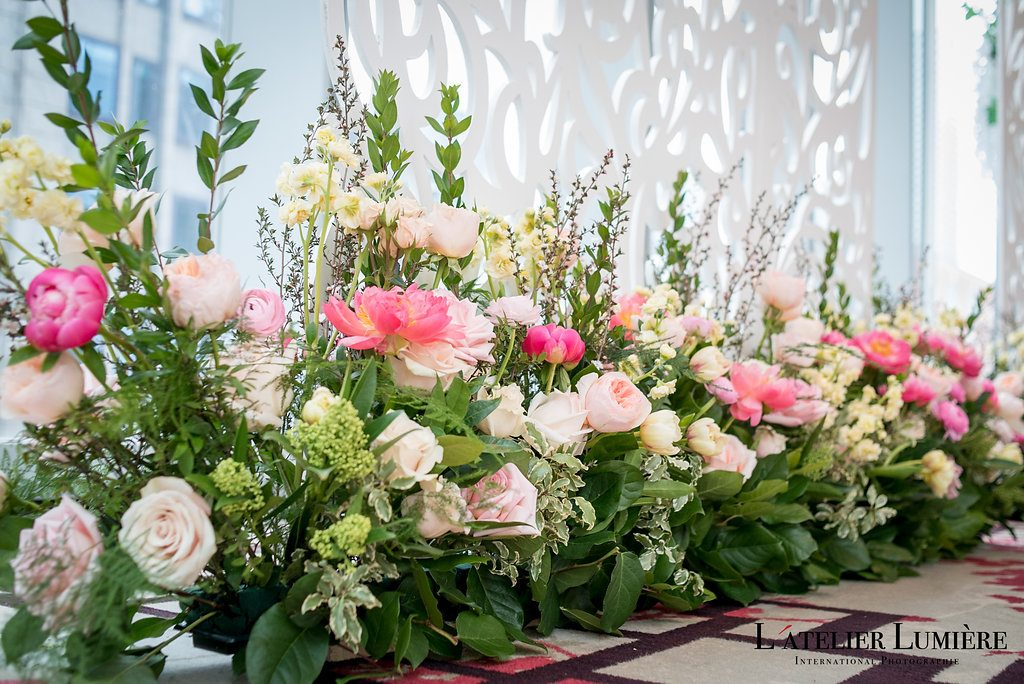 Wedding Academy at Shangri-La Hotel Toronto on February 18 2018 - Spring flower inspiration