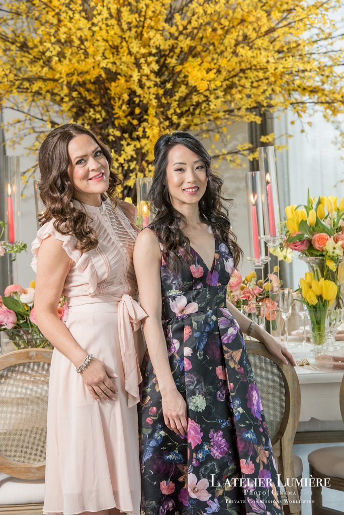 Wedding Academy at Arcadian Loft - Rebecca Chan and Rachel A. Clingen