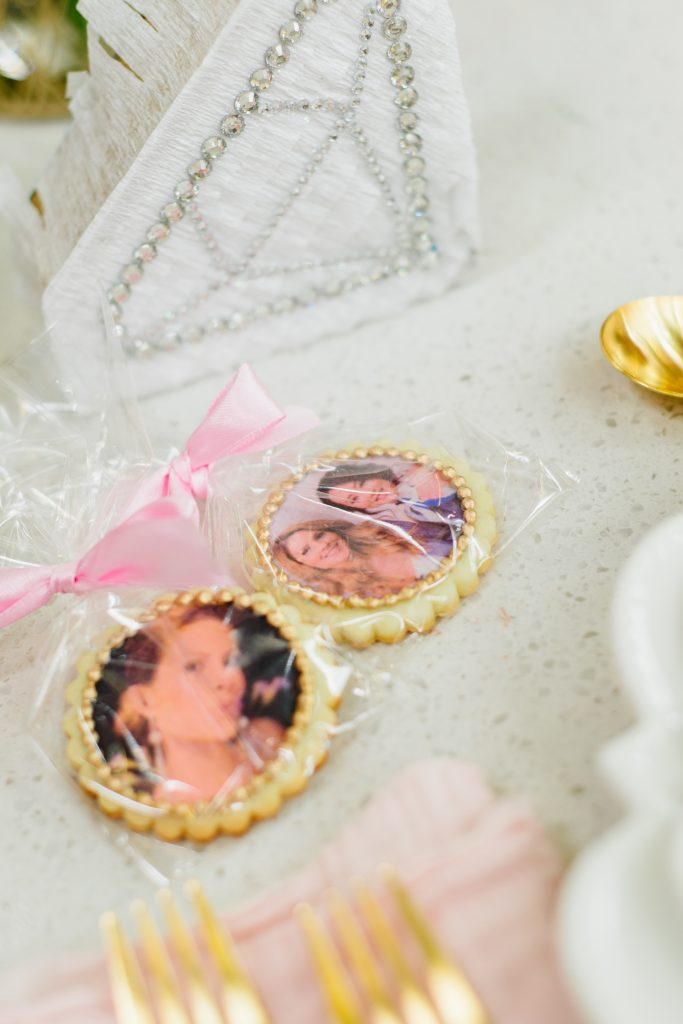 Face cookie tent cards - Hottest wedding trends right now from Breakfast Television Toronto, with wedding planner Rebecca Chan Weddings and Events