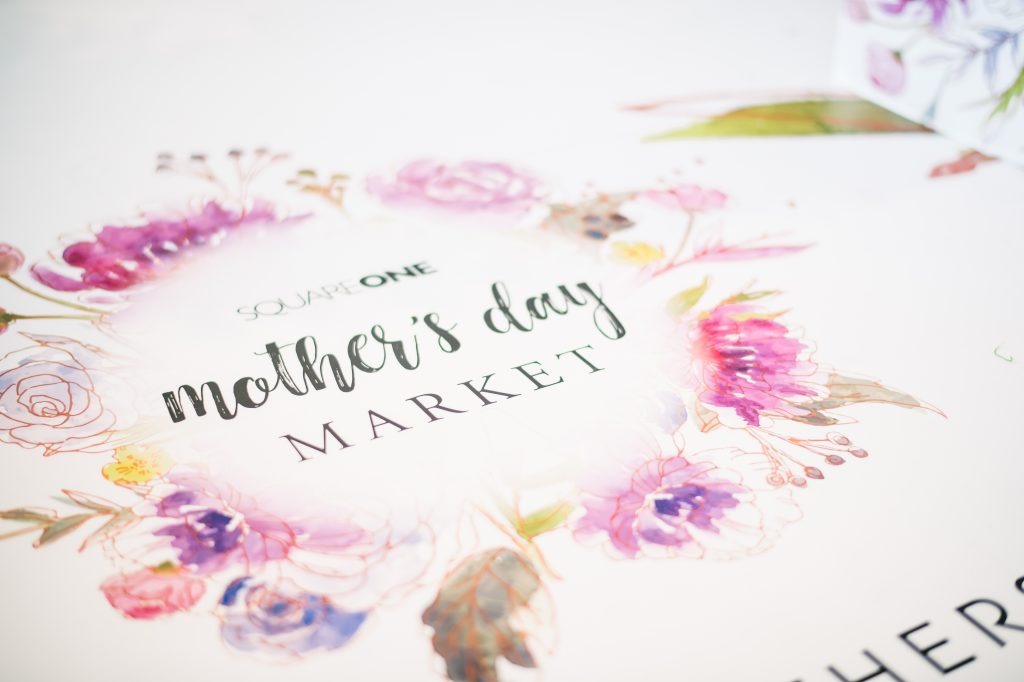 Square One Mother's Day Market