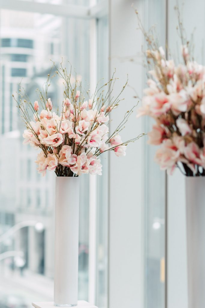 Modern Glam Wedding at Shangri-La Toronto with Rebecca Chan Weddings and Events