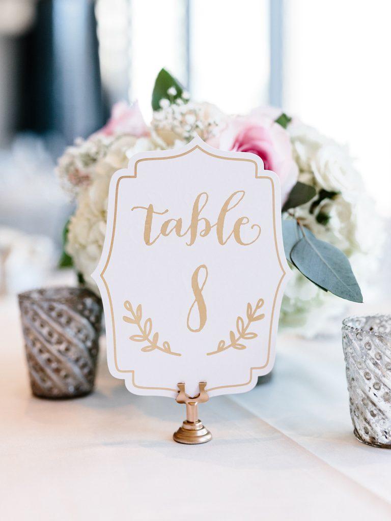 Modern Malaparte Wedding in Toronto