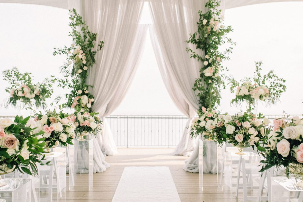 Beautiful Palais Royale Wedding