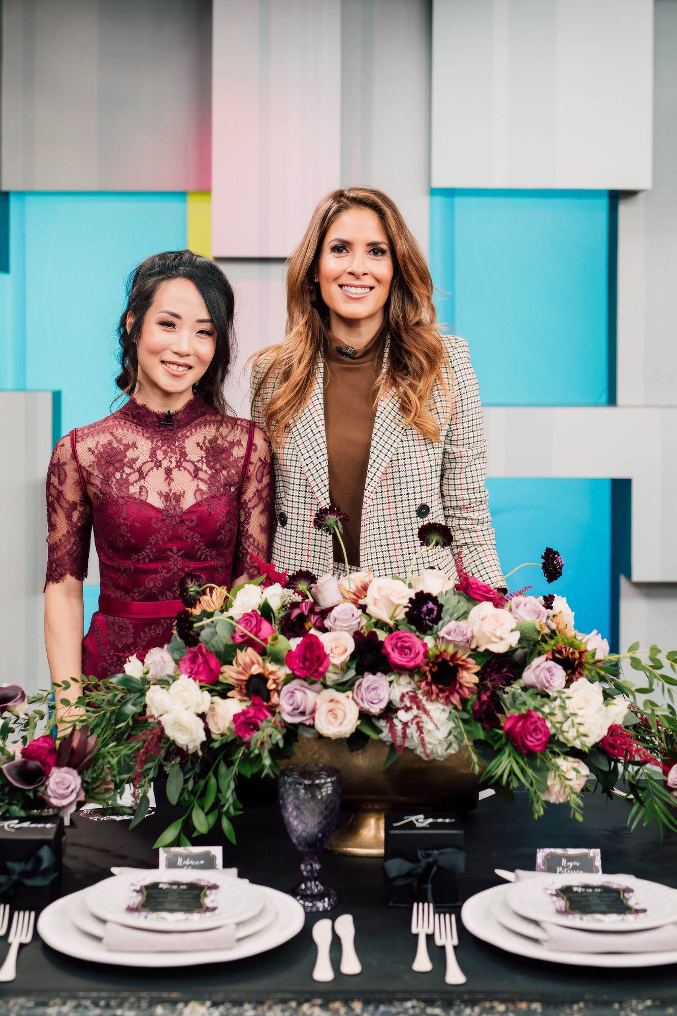 Fall wedding trends on Breakfast Television