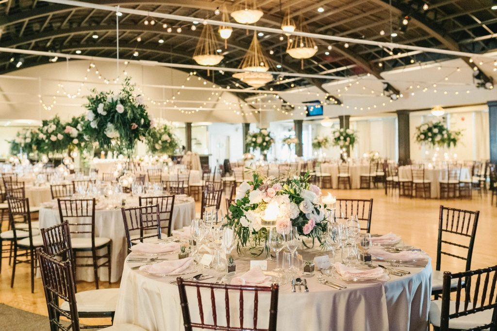 Beautiful Palais Royale Wedding