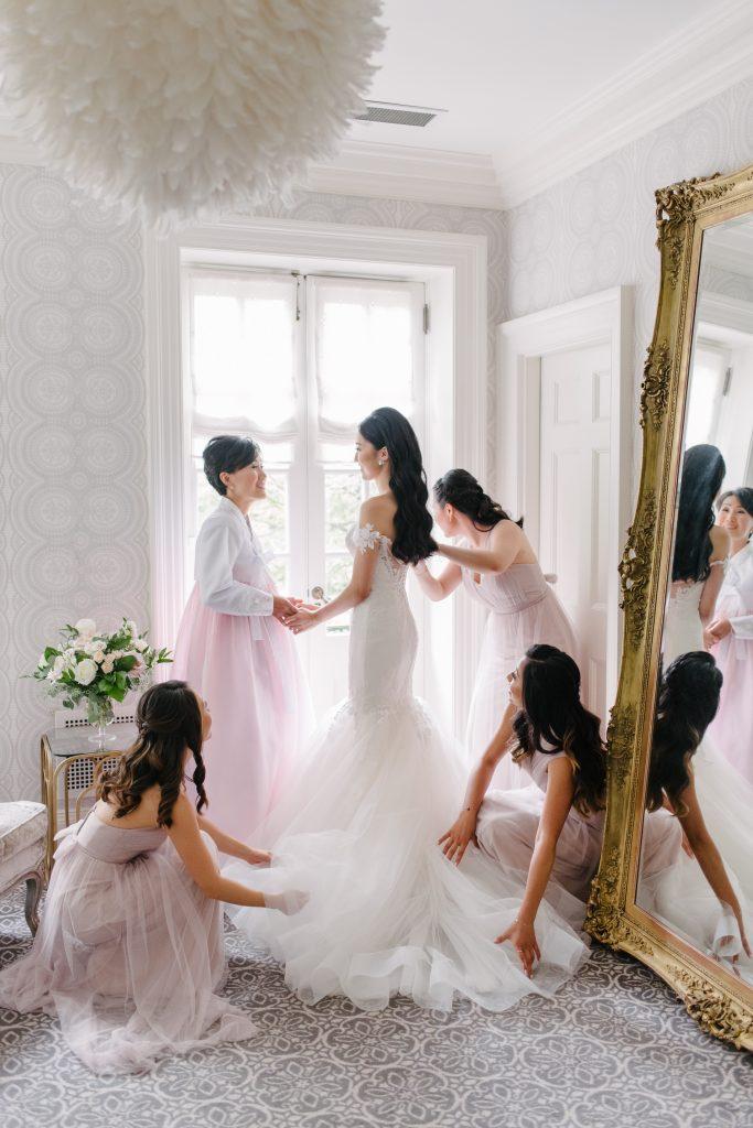 Garden Wedding at Graydon Hall Manor