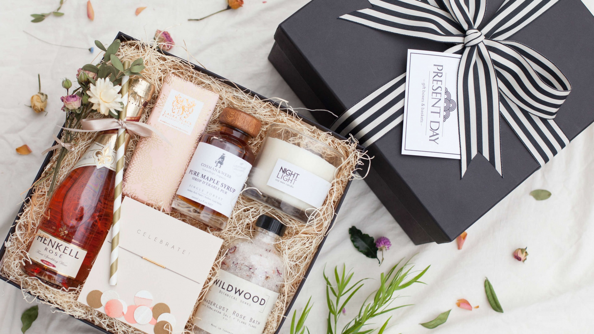 Holiday Gift Guide And Curated Gift Boxes Rebecca Chan Weddings