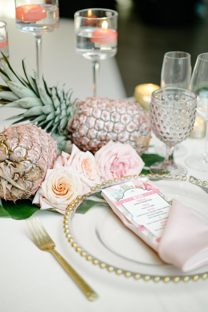 Epic Coachella Inspired Wedding Reception at Doctor's House