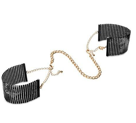 Holiday Gift Guide - Give the gift of sexy with jewelled handcuffs